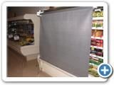 Refrigeration Case Covered