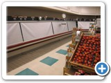 Covered Produce Case