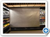 Covered Dairy Case Install