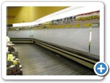 Produce Department Using Electric Night Covers