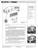 5000 series Non-Cassette retension instructions