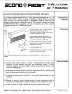 5000 Instrucciones de instalacion con casete