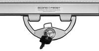 Image of Econofrost ELOC Series lockable handle