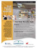 Image of Marandino's grocery store night cover case study