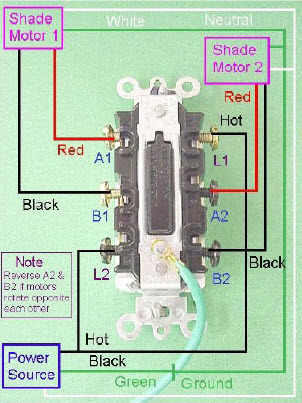 Double pole switch wiring diagram & 2 pole thermostat wiring Single Pole Single Throw Switch Diagram